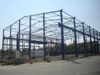 Stavba nové haly v Klatovech